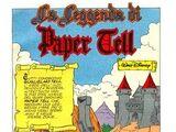 La leggenda di Paper Tell