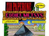Zio Paperone e il codice Metsys