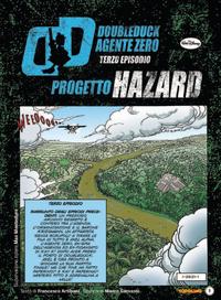 Agente Zero - Progetto HAZARD