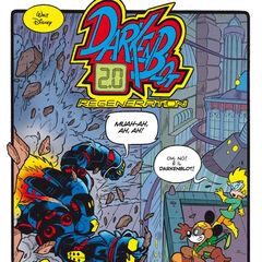 Prima pagina del primo episodio