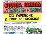 Zio Paperone e l'oro del Klondike
