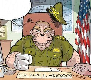Clint Westcock