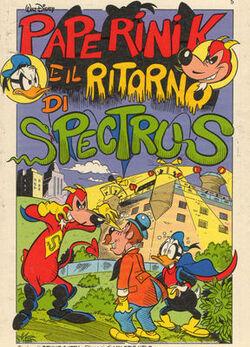 Paperinik e il ritorno di Spectrus