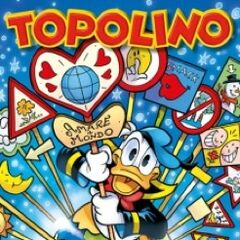 Cover dell'autore di Topolino 2930