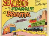 Zio Paperone e le fragole di Brigitta