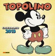 Topolino calendario2013