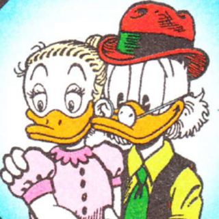 Fergus e Piumina