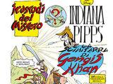 Indiana Pipps e la scimitarra di Gengis Khan