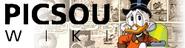 Picsou Wiki logo
