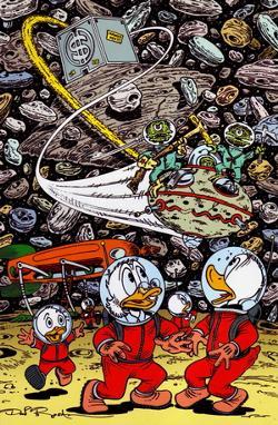 L'attacco delle orribili creature spaziali