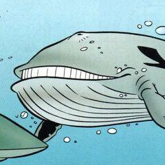 Jones si arrende alla balena