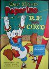 Paperino re del circo