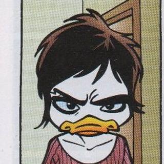 Lo sguardo malvagio di Korinna Ducklair