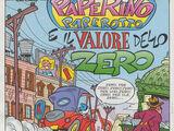 Paperino Paperotto e il valore dello zero