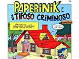 Paperinik e il tifoso criminoso