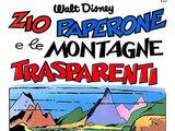 Zio Paperone e le montagne trasparenti