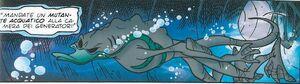Evroniano mutante acquatico