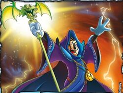 Macchia Nera Wizard of Mickey 03