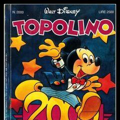 Copertina numero 2000