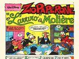 """Zio Paperone e """"L'avaro"""" di Molière"""