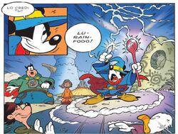 Topolino Wizard of Mickey 14