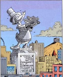 Statua Cornelius