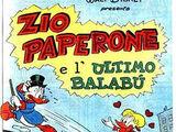 Zio Paperone e l'ultimo balabù