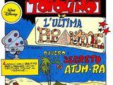 Topolino e l'ultima piramide, ovvero: Il segreto di Atum-Ra