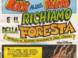 Buck alias Pluto e il richiamo della foresta