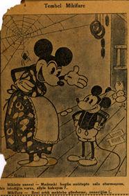 Mère de Mickey