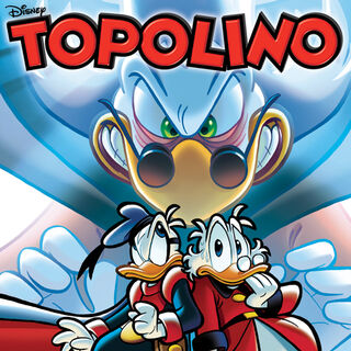 Cover di Topolino 3126 dell'autrice dedicata alla storia <a href=