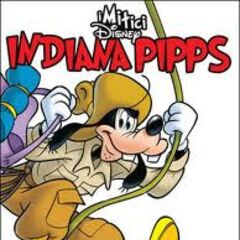 Indiana Pipps nel volume
