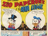 Zio Paperone e la dura legge