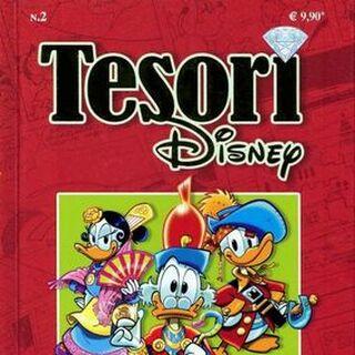 <i>Tesory Disney 2</i>, ristampa del 2009