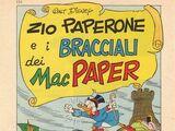 Zio Paperone e i bracciali dei Mac Paper