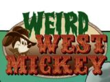 Weird West Mickey