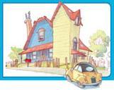 Casa di Bum Bum Ghigno
