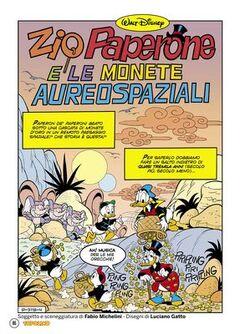 Zio Paperone e le monete aureospaziali