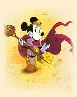 Minnie Wizard