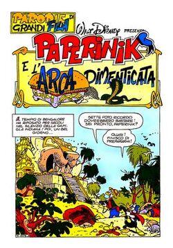 Paperinik e l'arca dimenticata