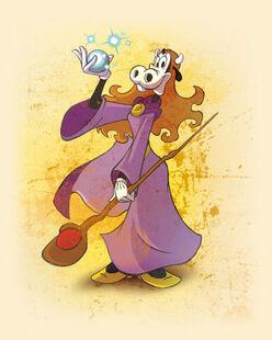 Clarabella Wizard
