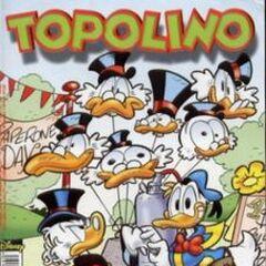 Copertina Topolino 2440 dell'autore