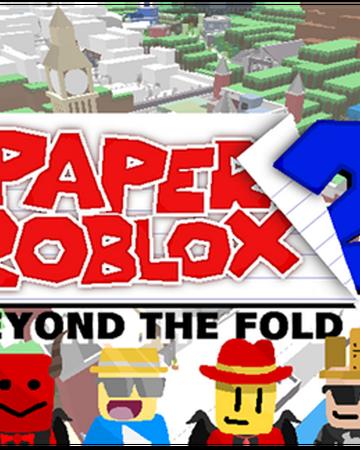 Aristris Paper Roblox Wikia Fandom - Paper Roblox 2 Beyond The Fold Paper Roblox Wikia Fandom