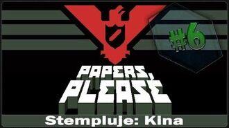 Papierki '6 - Kina Sniper