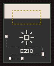 EZIC Passport Code Used