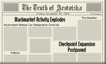 Day 4 headlines