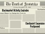 The Truth of Arstotzka
