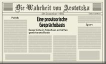 Tag 28 Zeitung