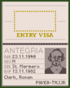Antegria passport open