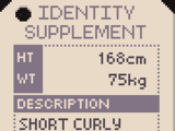 Identity supplement
